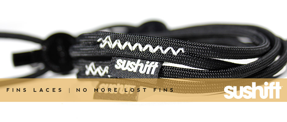 Sushift Fins Laces