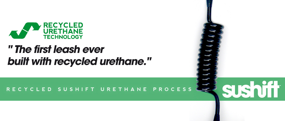 Recycled Urethane Technology by Sushift